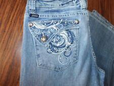 Womens western Adiktd blue jeans size 12 / W32