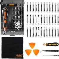 39 in 1 Screwdriver Set Precision Repair Tool Kit w/ 36 Magnetic Driver Bits Scr