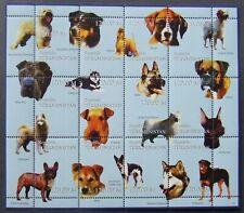 Turkmenistan-Dogs-1 M/Sh..MNH**TU PLR 27