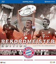 blu-ray FC Bayern München - Rekordmeister Edition (NEU)