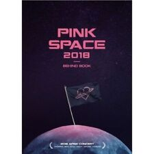 Apink-[Pink Space 2018 Behind Book]100p PhotoBook+Making Film QR Code+Card+Photo