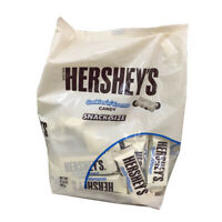 Hershey's Cookies & Creme Chocolate Biscuit Candy Snack Size Bars Pack of 904G