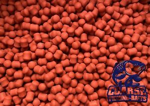 CARP FISHING BOILIES 6-14mm BLOODWORM DUMBBELL SINKERS OR WAFTERS - BANDERS 🩸