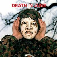 Death in June - Euro Cross [New Vinyl LP] Colored Vinyl, Orange