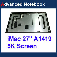 """Display Glass Assembly 27"""" for Apple iMac A1419 Retina Screen 5K  LM270QQ1 SD A2"""