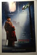 MIRACLE ON 34TH STREET MOVIE POSTER(1994)