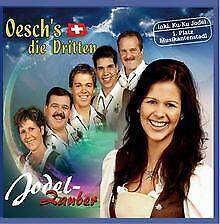 Jodel-Zauber von Oesch'S die Dritten   CD   Zustand gut