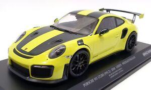 Minichamps 1/18 Scale 155 068300 - 2018 Porsche 911 GT2RS (911.2) - Green