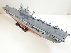 Cobi Flugzeugträger USS Enterprise fertig gebaut Bausatz 1:300 toll! 1610-25-92