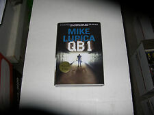 QB 1 by Mike Lupica (2013, Hardcover) SIGNED 1st/1st