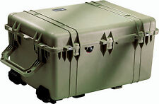Pelican 1634 - Olive Green Transport Case w/ padded dividers