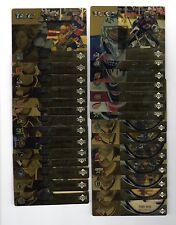 1X 1998-99 Upper Deck Ice Mcdonalds COMPLETE SET 1-28 NMMT Bulk Lot Available