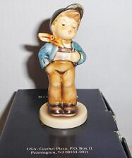 """Hummel #560 """"Lucky Fellow""""~Collector Club Gift~ Original Box & Papers"""