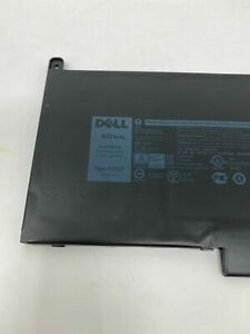 Genuine F3YGT 60Wh, 7.6V Dell Battery For Dell Latitude DM3WC 0DM3WC 2X39G