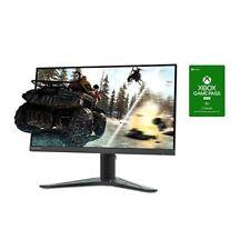 Lenovo G27Q 27 Pulgadas QHD in-plane conmutación Monitor 165Hz 1ms para Juegos + Juego De Xbox pase para PC 3 mes