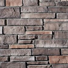 Stone Veneer Cultured Manufactured Kentucky Weathered Edged Stone Veneer Pallet