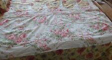 Laura Ashley Country Roses Double Bed Headboard Cover.