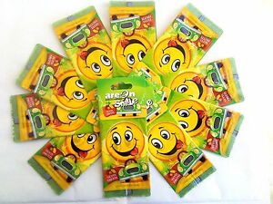 10 x Areon Smile :) Car Air Fresheners Tutti Frutti for Happy Home Office Taxi
