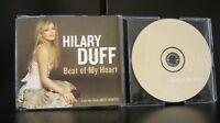 Hilary Duff - Beat Of My Heart 2 Track CD Single