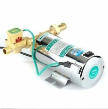 Household automatic 100W stainless steel booster pump  b