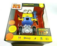 Wow Wee Despicable Me 3 Minion Mip Turbo Dave Balancing Robot Bluetooth Toy