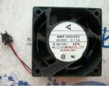 MMF-06D24ES-AOK 60x25mm Fan 24V 0.11A 525-1