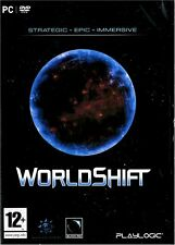 Worldshift (PC Strategy Game) Strategic - Epic - Immersive - Win XP/Vista