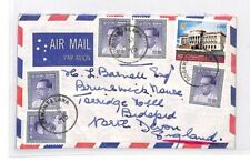 BQ191 1975 Ceylon Devon Great Britain Airmail Cover {samwells}PTS