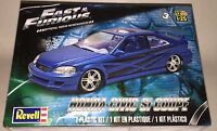 Revell Fast & Furious Honda Civic Si Coupe 1/24 model car kit new 4331