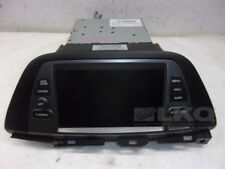 2005-2006 Honda Odyssey Navigation Information Display Screen w/ CD Player OEM