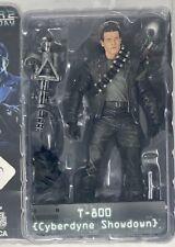 T-800 (Cyberdyne Showdown) Figure T2 Judgement Day NECA Reel Toys New in Package