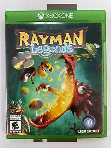 Rayman Legends (Microsoft Xbox One, 2014)