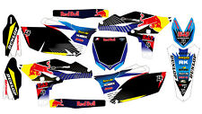 171009 YAMAHA YZF 250 2010 2011 2012 2013 DECALS STICKERS GRAPHICS KIT