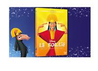 CLASSICI DISNEY 55 - Le follie dell'imperatore (DVD Nuovo - Editoriale) Italiano