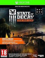 Estado de descomposición Año Uno Edición de supervivencia Juego-Descarga Digital Xbox One