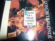 Concrete Blonde Ghost Of A Texas Ladies Man CD Single