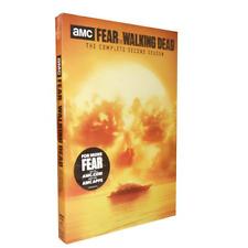 Fear The Walking Dead Season 2 The Complete Second Season (DVD) FREE Shipping!