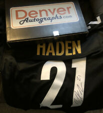 Joe Haden steelers Autographed Signed XL #21 Jersey Total Sports Certified