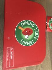 New listing Dining Table Ping-Pong/Table Tennis Set