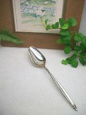 International Silver 1847 Rogers Bros  GARLAND  Silverplate Solid Serving Spoon
