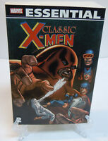 The Essential Classic X-Men Volume 2 Marvel TPB Trade Paperback Brand New 25 26