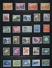NORFOLK ISLAND, a collection of 29 stamps for sorting, UM & MM condition.