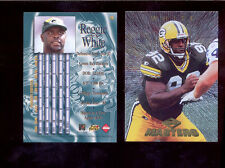 1997 CE Collectors Edge Masters REGGIE WHITE Green Bay Packers Card