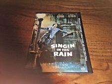 Singin' in the Rain: Gene Kelly Debbie Reynolds (Dvd, 2000 New; Oop + Fast Ship