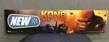 """KONG Skull Island; Movie Release POSTER -  32"""" X 7 1/2"""""""