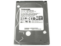 "New Toshiba 500GB 5400RPM 8MB Cache 9.5mm SATA 3.0Gb/s 2.5"" Notebook Hard Drive"