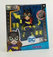 """Metals Heavy Die Cast DC Comics BATGIRL 6"""" Figure w/ 7 Parts Jada Toys New"""