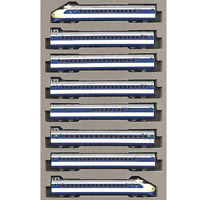 Kato 10-453 Series 0 Shinkansen Bullet Train 8 Cars Set - N