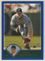 2003 Topps Baseball Tampa Bay Rays Team Set with Traded (32 cards)