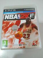 NBA2K11 NBA 2K SPORTS Michael Jordan - Jeu De PLAYSTATION 3 PS3 sony